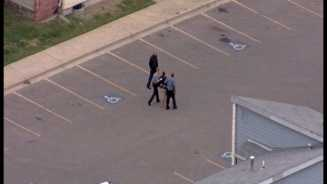 KC standoff ends, woman in custody