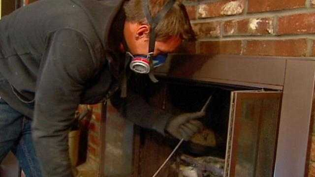 Cooler temps raise fireplace safety concerns