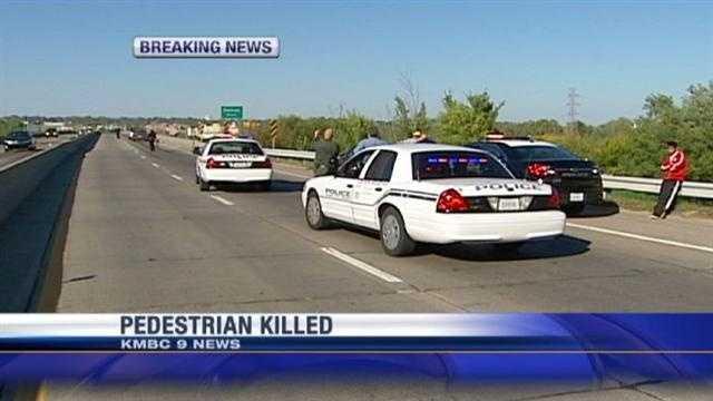 Image Pedestrian killed