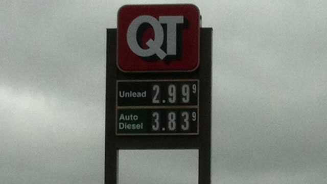 Image $3 per gallon gas