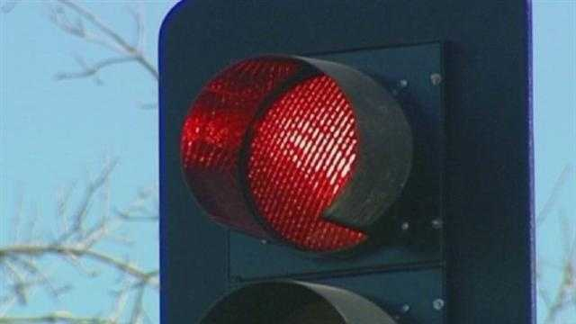 Some drivers concerned about traffic light changes