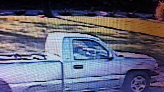 Image Silverado in burglary case