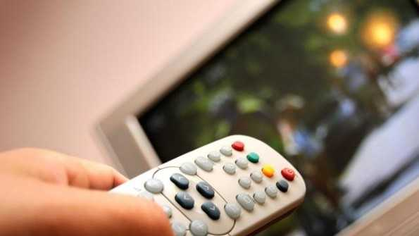 Image TV and remote
