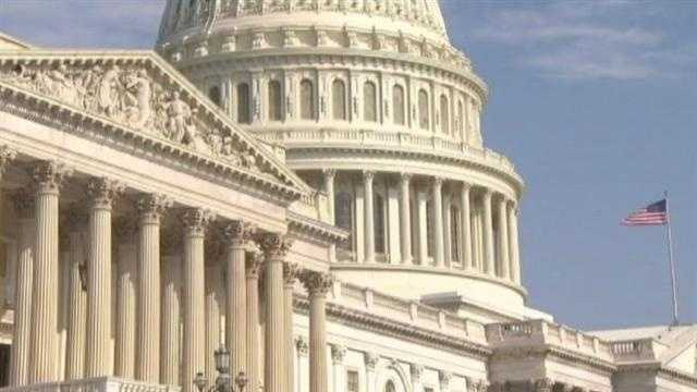 KMBC 9 political reporter Micheal Mahoney looks at what could happen if Congress and the White House can't reach a deal on taxes, budget cuts and the debt limit before the end of the year.