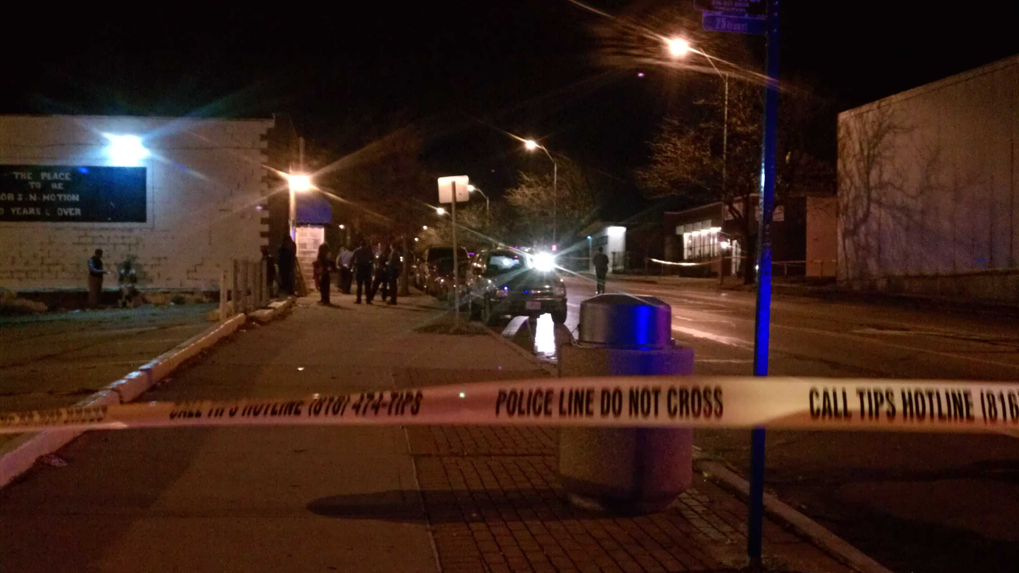 Police investigating several shootings
