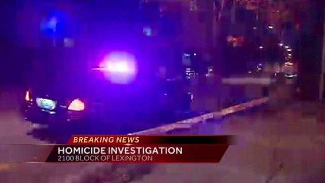 BREAKING NEWS: LEXINGTON HOMICIDE-TV U LIVE