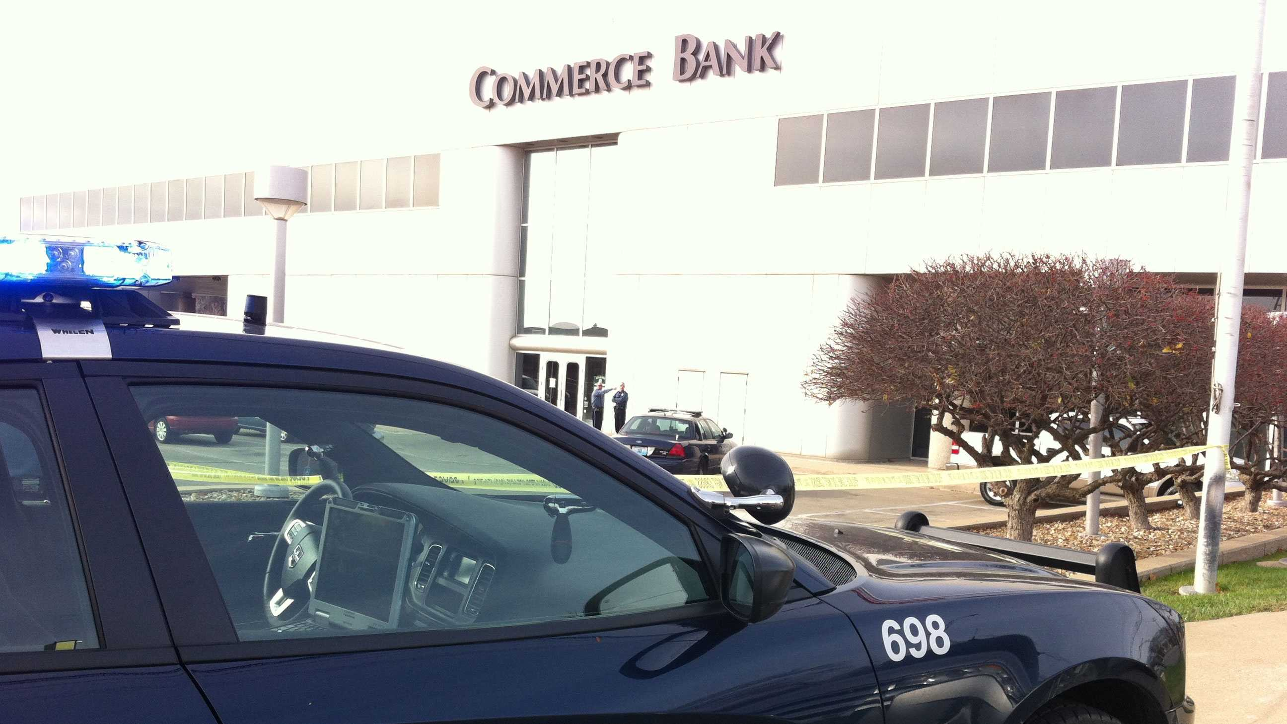Commerce Bank robbery