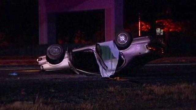 Overland Park fatal crash