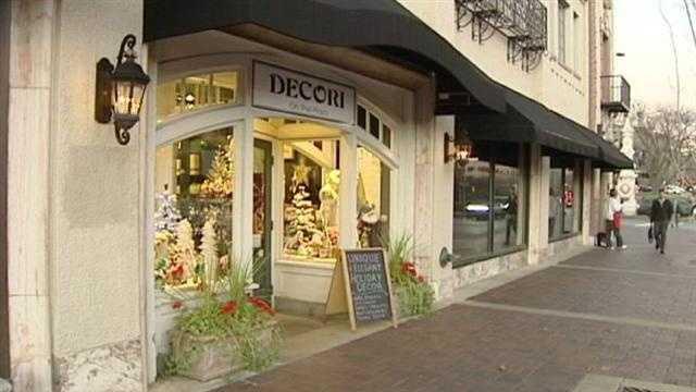 Image Plaza shops