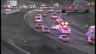 I-435, Raytown Road crash