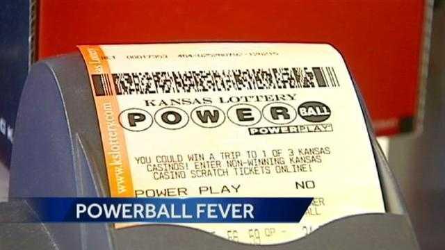 Powerball players hope lightning strikes twice