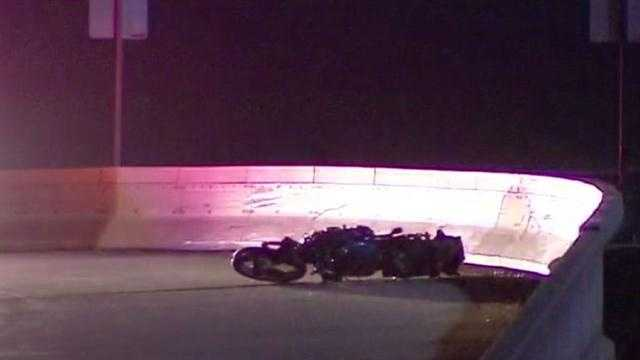 KCK motorcycle fatal accident