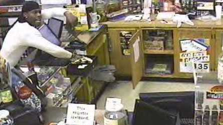 Image KCK store theft