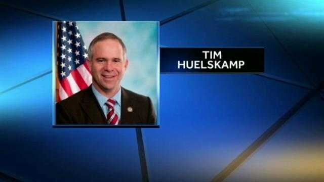 Kansas congressman loses key committee posts