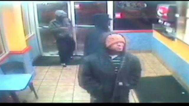 KCPD seeks 3 who tried to rob Church's Chicken