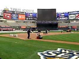 4) Yankee Stadium - New York - Home of the Yankees