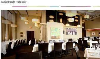6) Michael Smith Restaurant