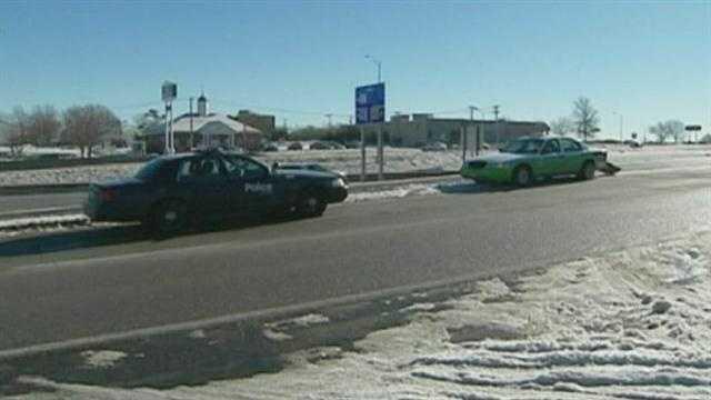 Police make arrest in cab theft, stabbing