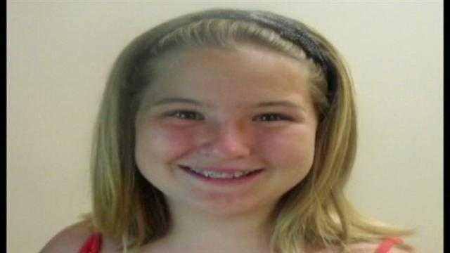 Slain girl's family makes push for organ donation