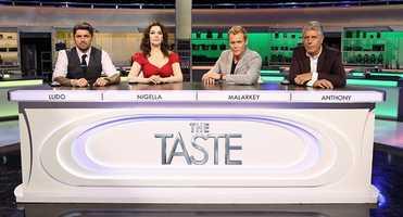 The Taste premieres Tuesday, Jan. 22