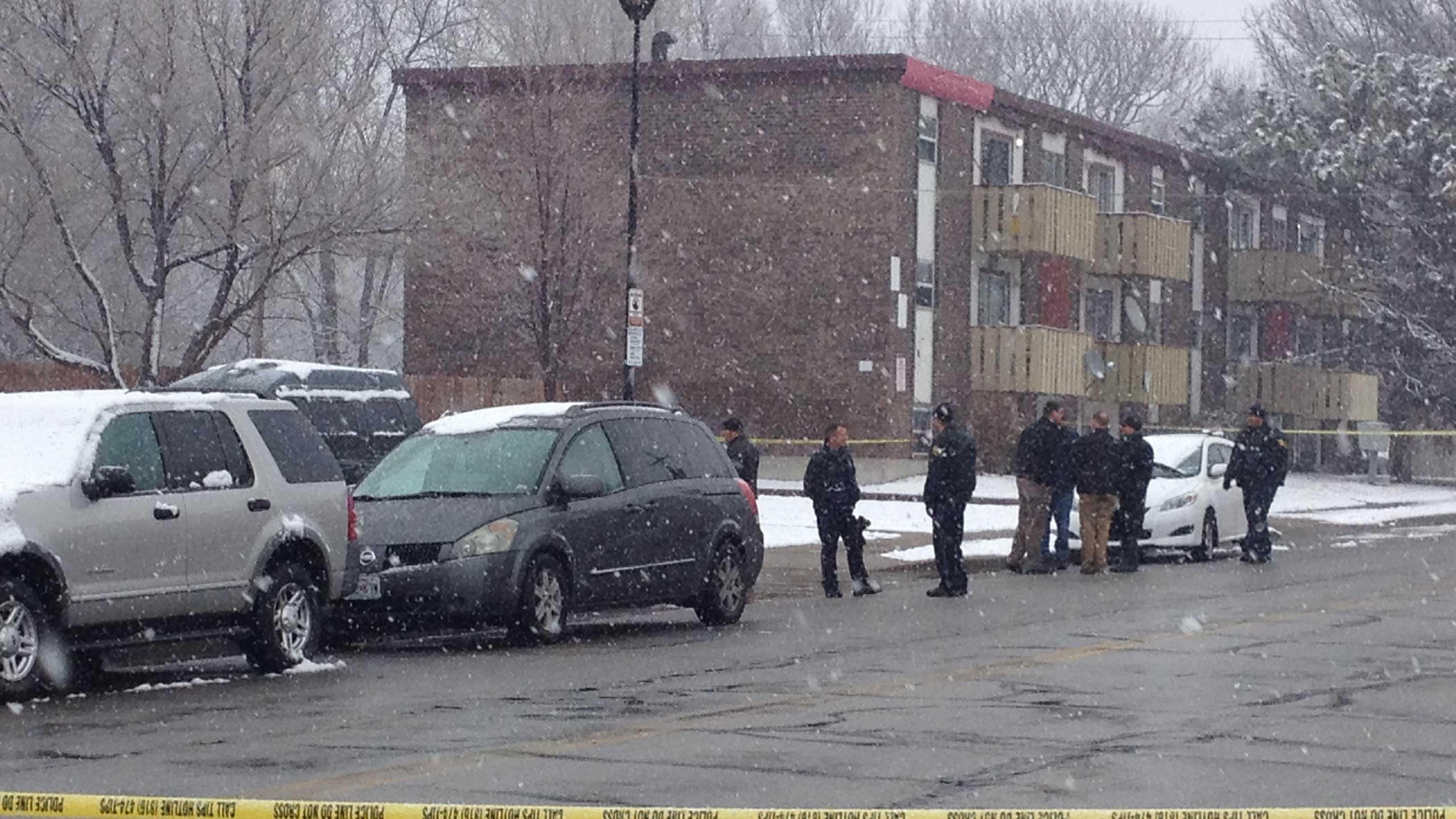 Homicide 1700 block of Missouri Avenue
