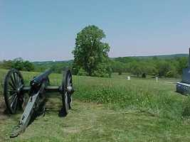 150 years ago: 46,000 Americans are killed, wounded or taken prisoner in the Battle of Gettysburg.