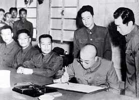 60 Years Ago: The cease-fire was signed, ending hostilities in the Korean War