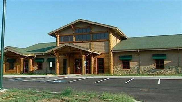Image Jackson County animal shelter