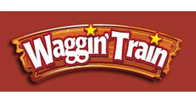 Image Waggin Train logo