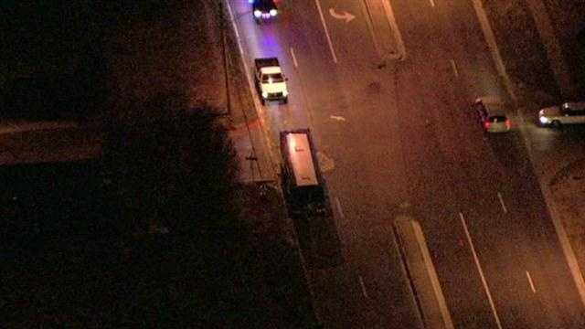 Shawnee bus crash, 76th Terrace, Quivira Road
