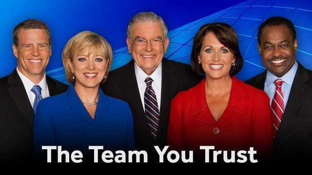 KMBC anchor team, January 2013