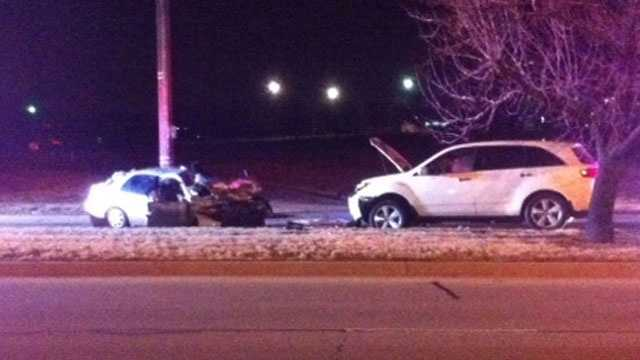 Image Overland Park crash