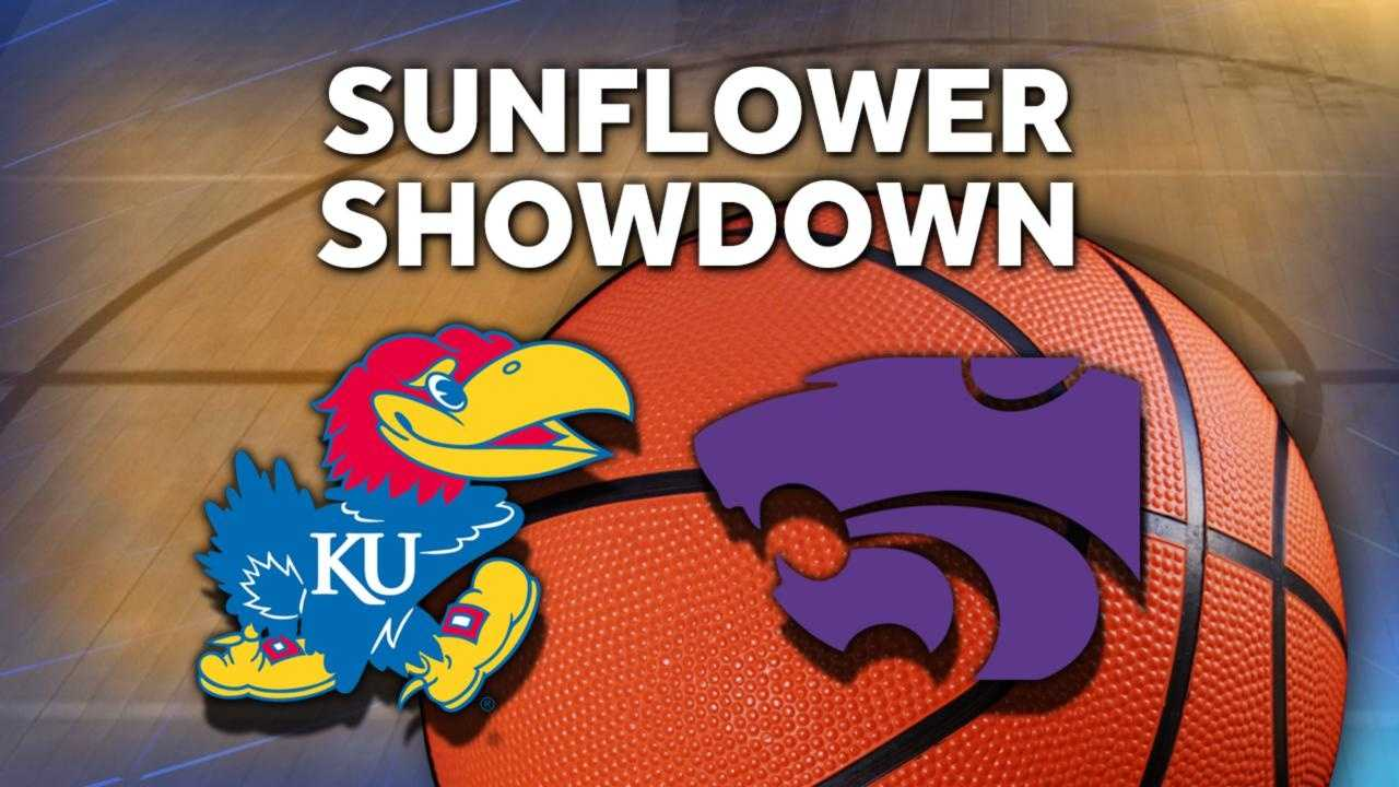 Sunflower Showdown Kansas State, Kansas
