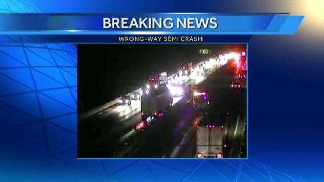 Image I-435 crash