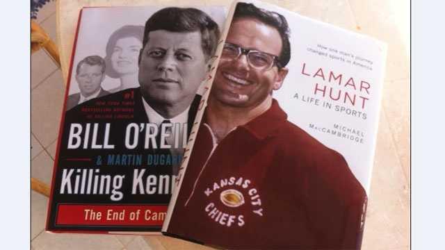 Image Larry's books