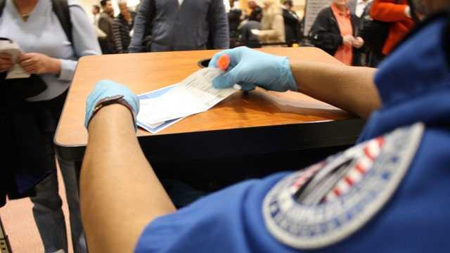 TSA, airport security
