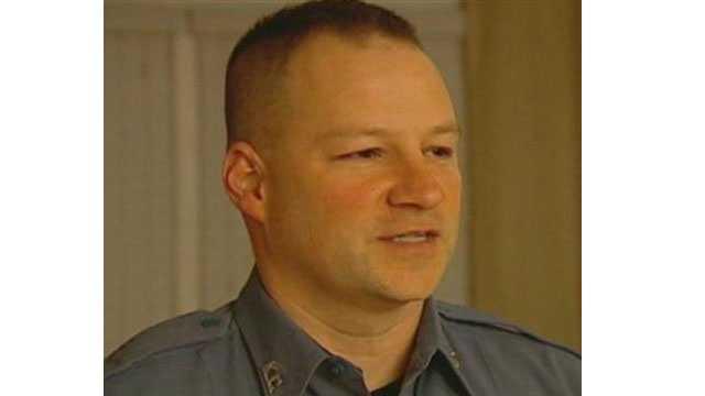 Image Officer Kevin White