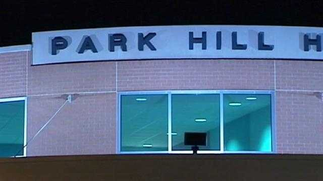 Park Hill High School student brings gun to school