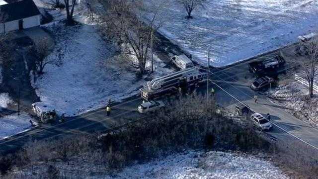 Platte County crash
