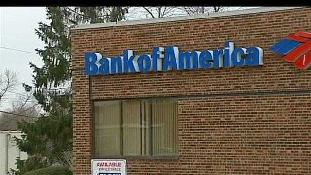 Bank of America online customers report problems