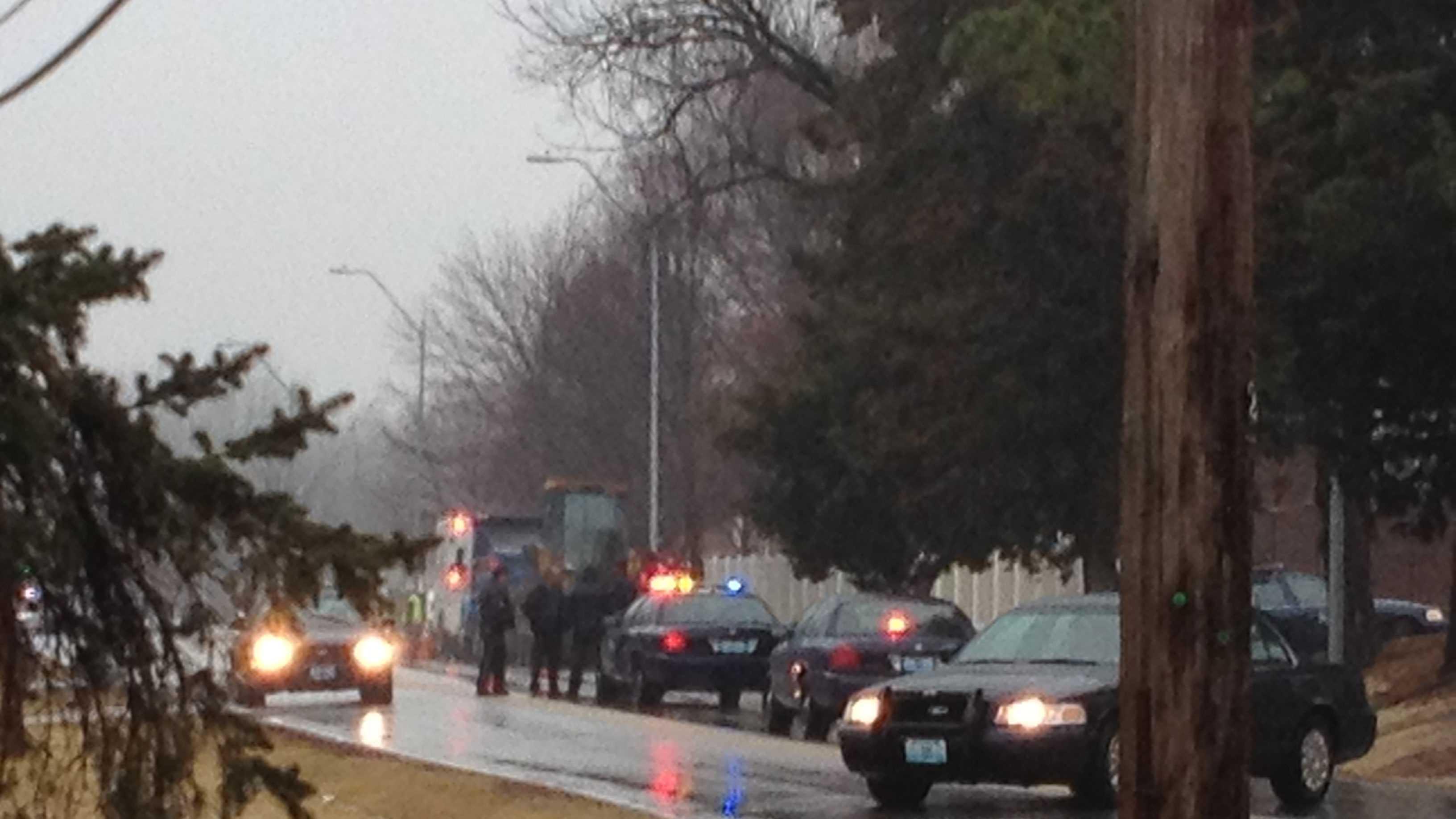 Body found Blue Ridge Boulevard
