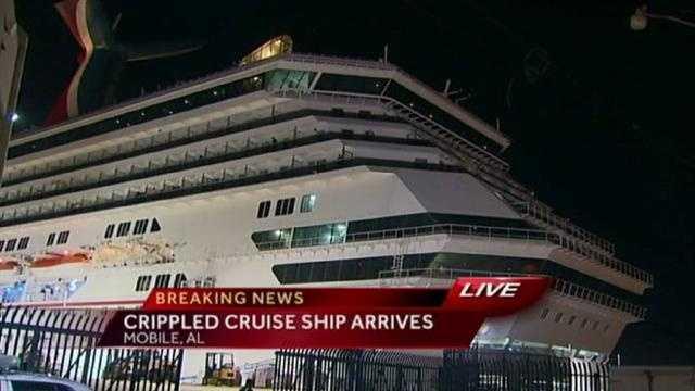 Overland Park man describes cruise ship ordeal