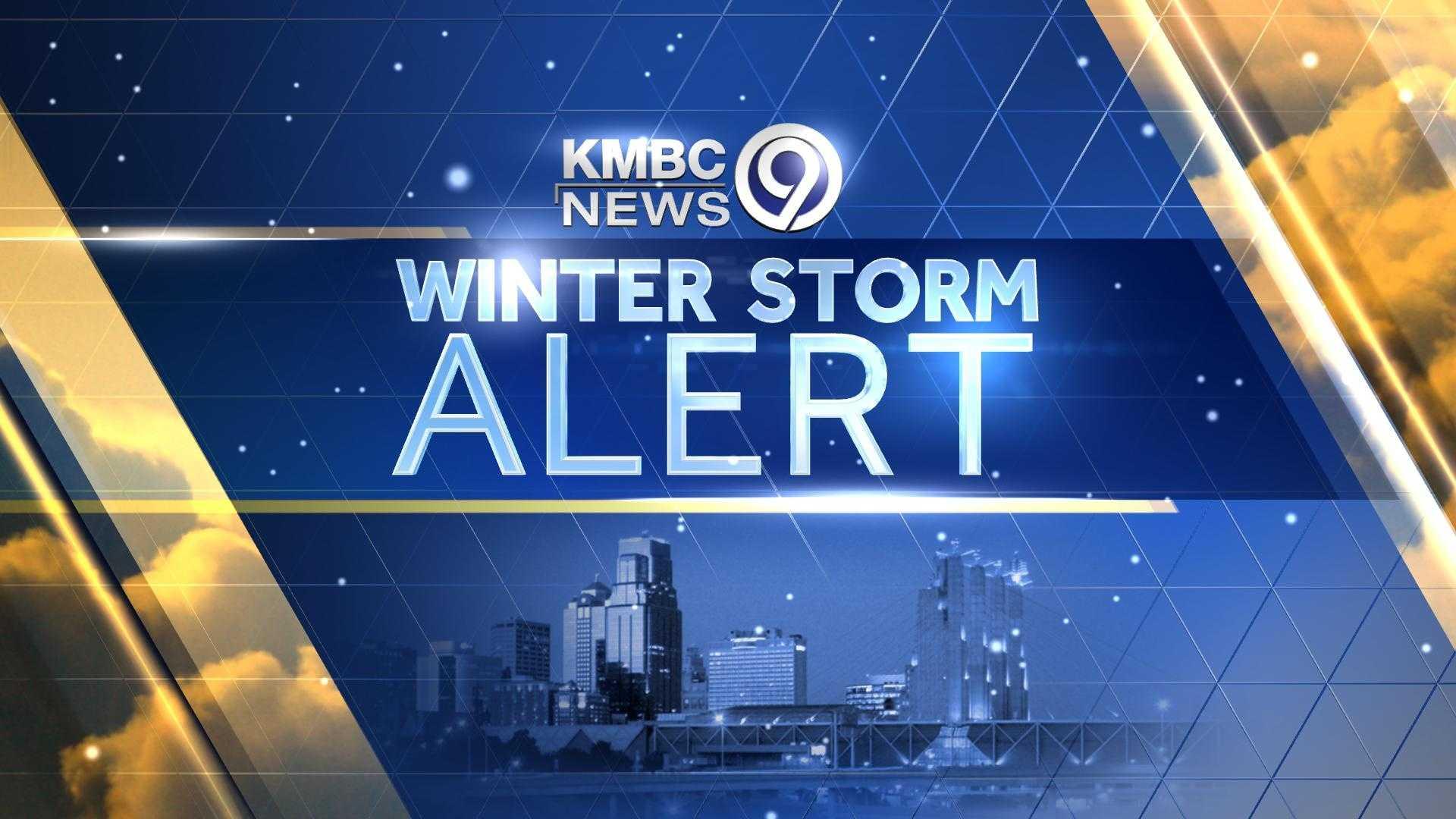 KMBC Winter Storm Alert