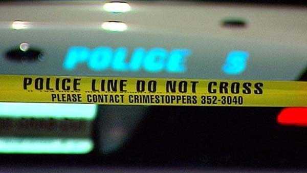 Generic Night Police Crime Scene---13964597.jpg