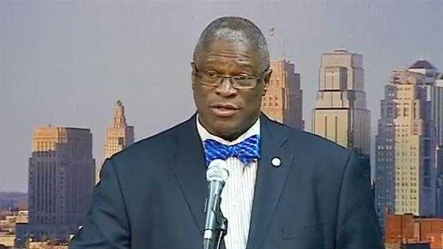 Mayor Sly James declares a State of Emergency