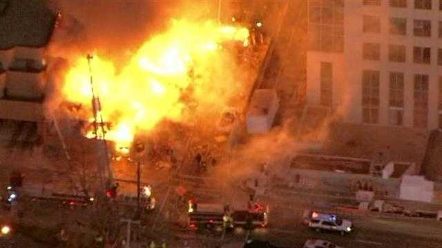 911 calls released from J.J.'s fire