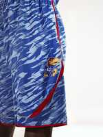 What the new Kansas post-season uniform shorts will look like.