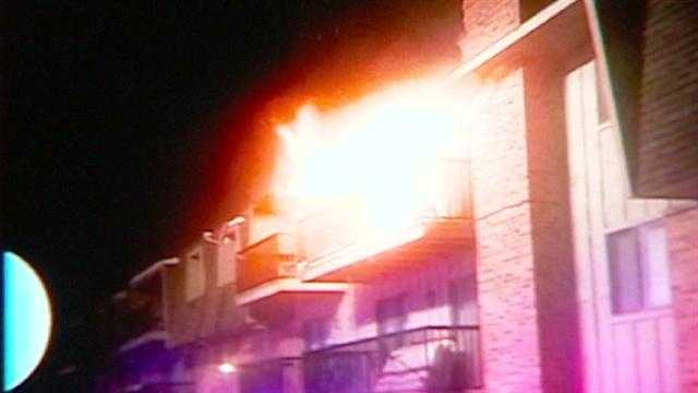 Cause of 2 alarm apartment fire in Shawnee under investigation