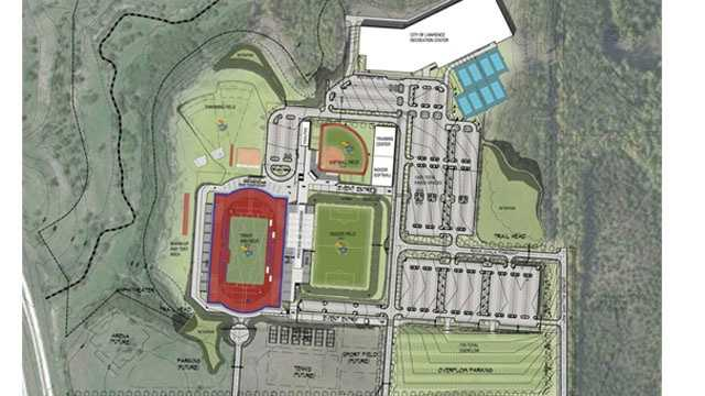 Design for Rock Chalk Park