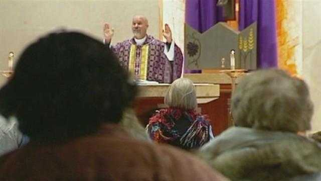 Area Catholics offer prayers for soon-to-be named pope